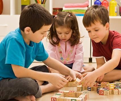 Детский сад Реутов, группа Базовая группа