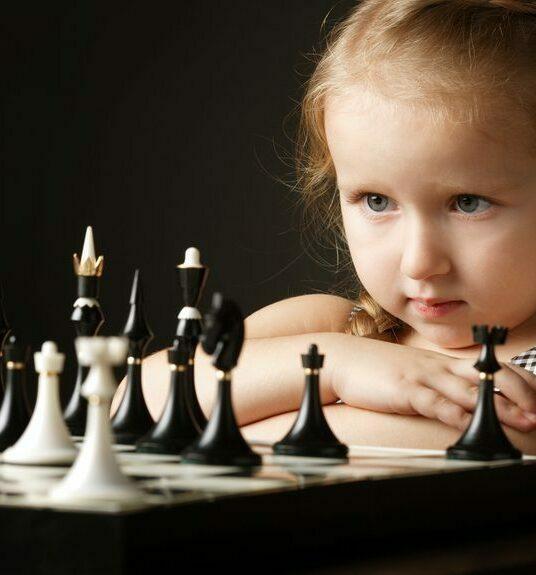 Детские шахматы в Реутове