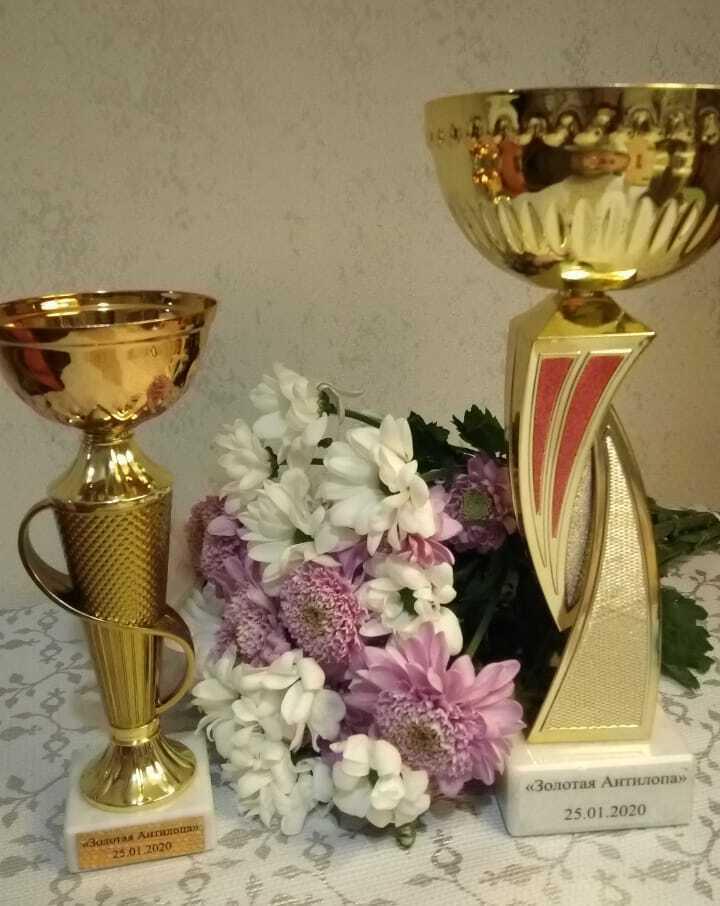 Танцы реутов - 1 место на фестивале Золотая Антилопа, Реутов, январь 2020