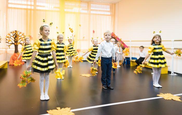Детский актерский танцевальный ансамбль
