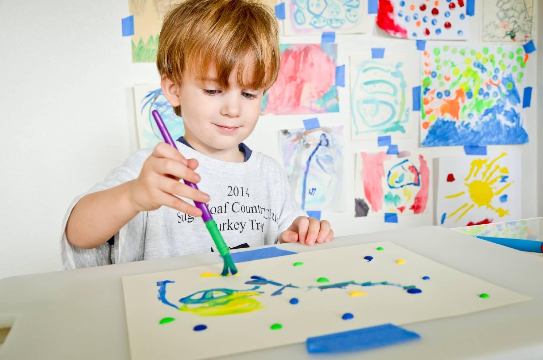 Детский садик Реутов Раскрытие  творческих способностей