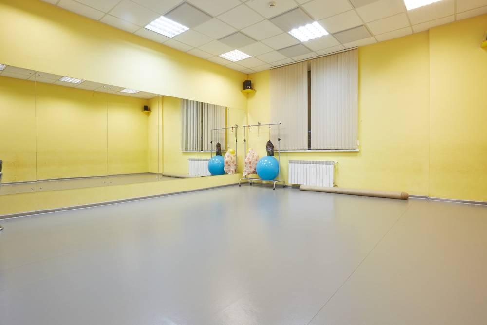 Частный детский сад Реутов, танцевально-спортивный зал